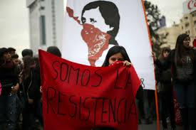 O feminismo toma o Chile - CartaCapital